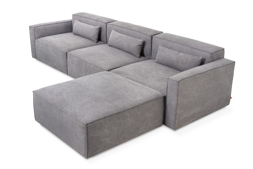 Gus Modern Mix Modular Sectional Sofa Gr Shop Canada