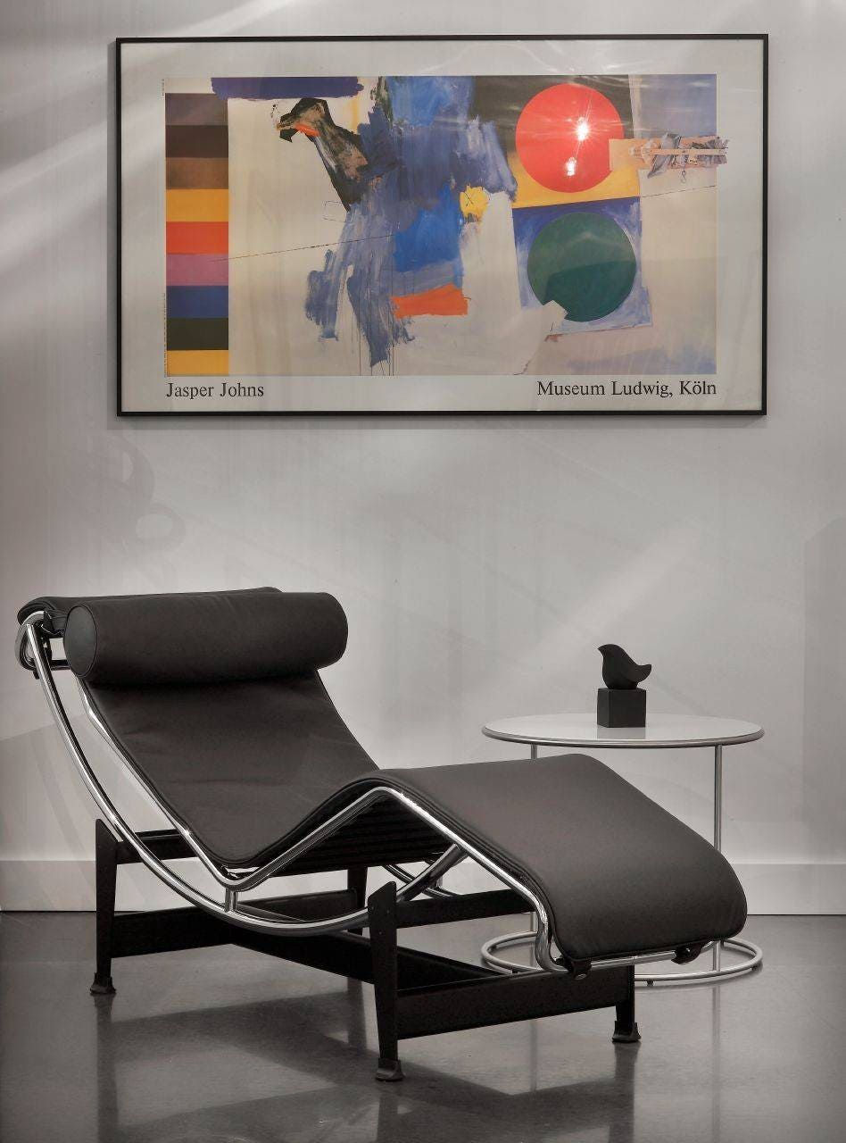 Haworth Collection Cassina Lc4 Chaise Lounge Gr Shop Canada