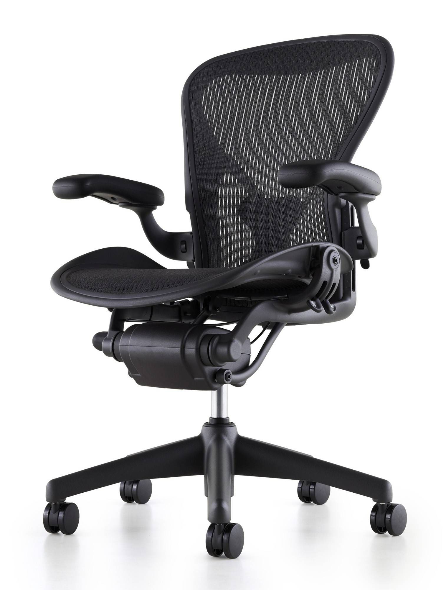 Herman Miller Classic Aeron Chair Fully Loaded Gr