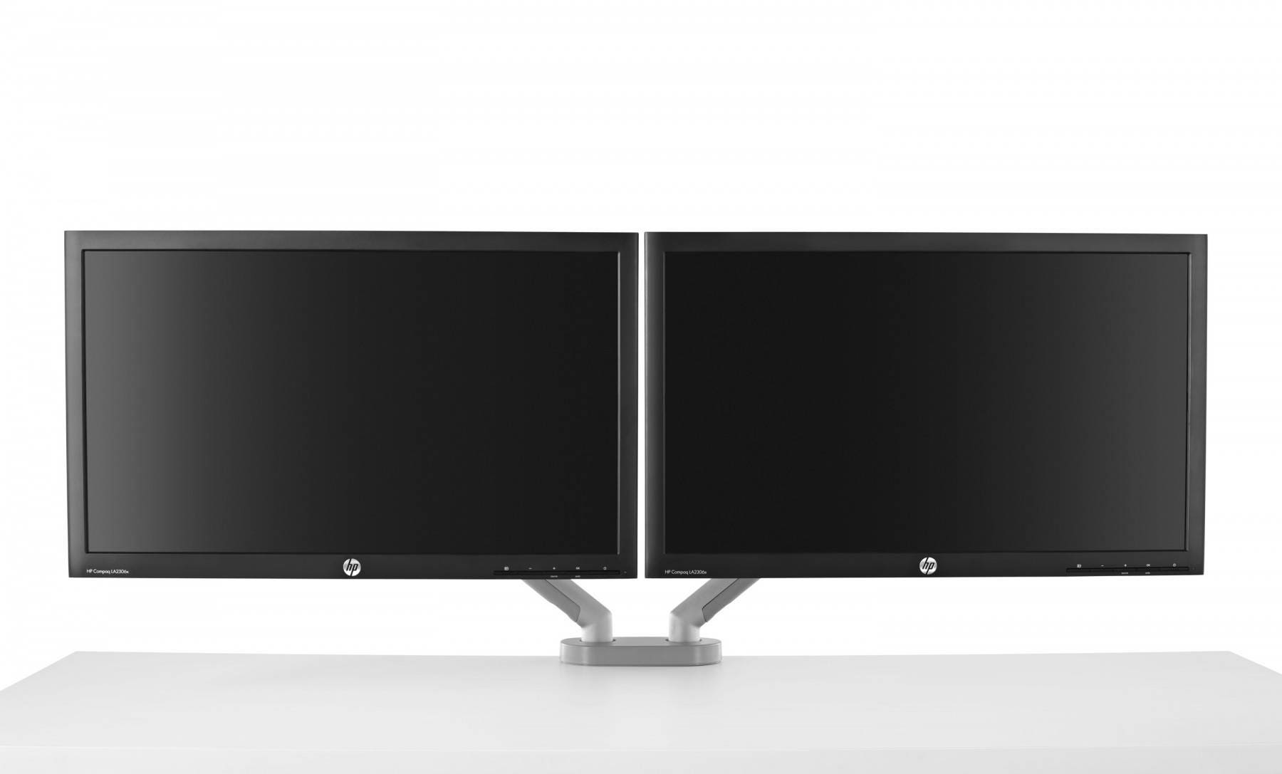 herman miller flo dual monitor support gr shop canada