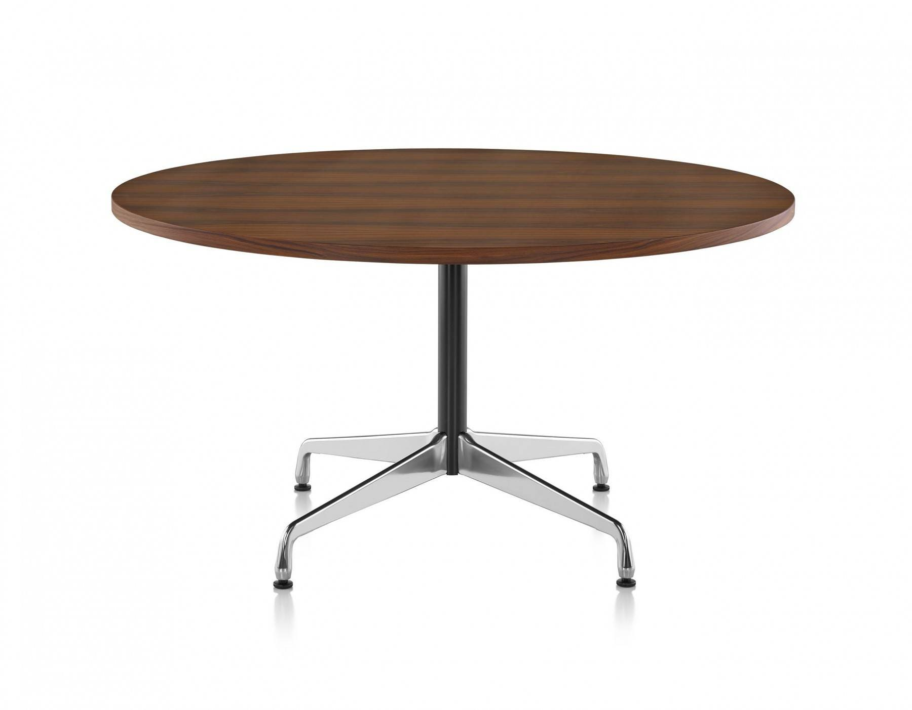 Herman Miller Eames 174 Conference Table Round With