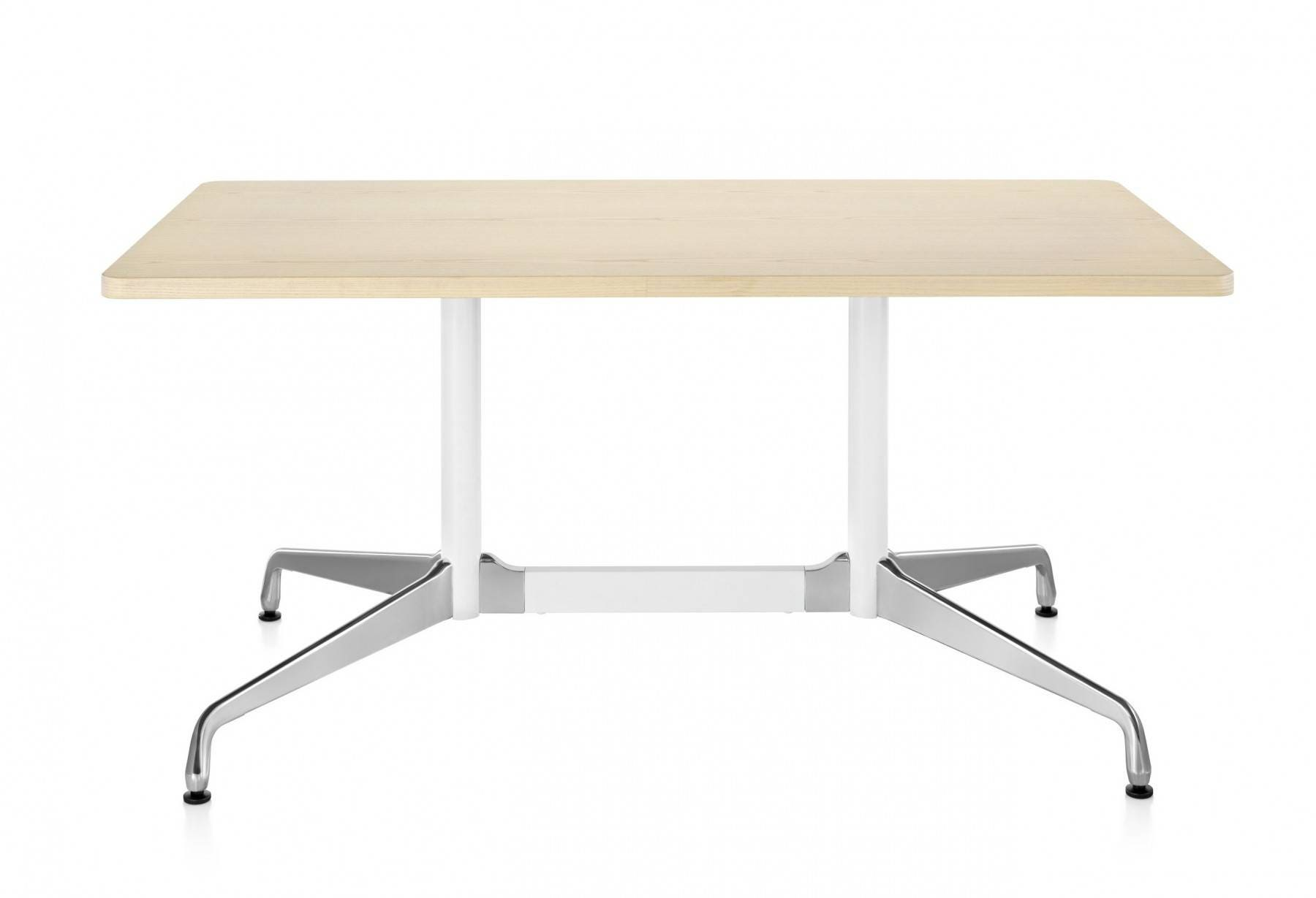 Herman Miller Eames Conference Table Rectangular With Segmented - Eames oval conference table