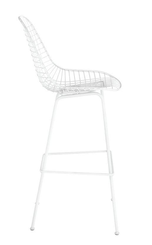 Herman Miller Eames 174 Wire Stool Outdoor Gr Shop Canada