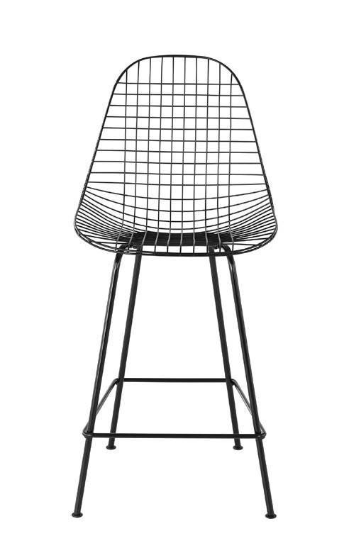 Herman Miller Eames 174 Wire Stool Outdoor
