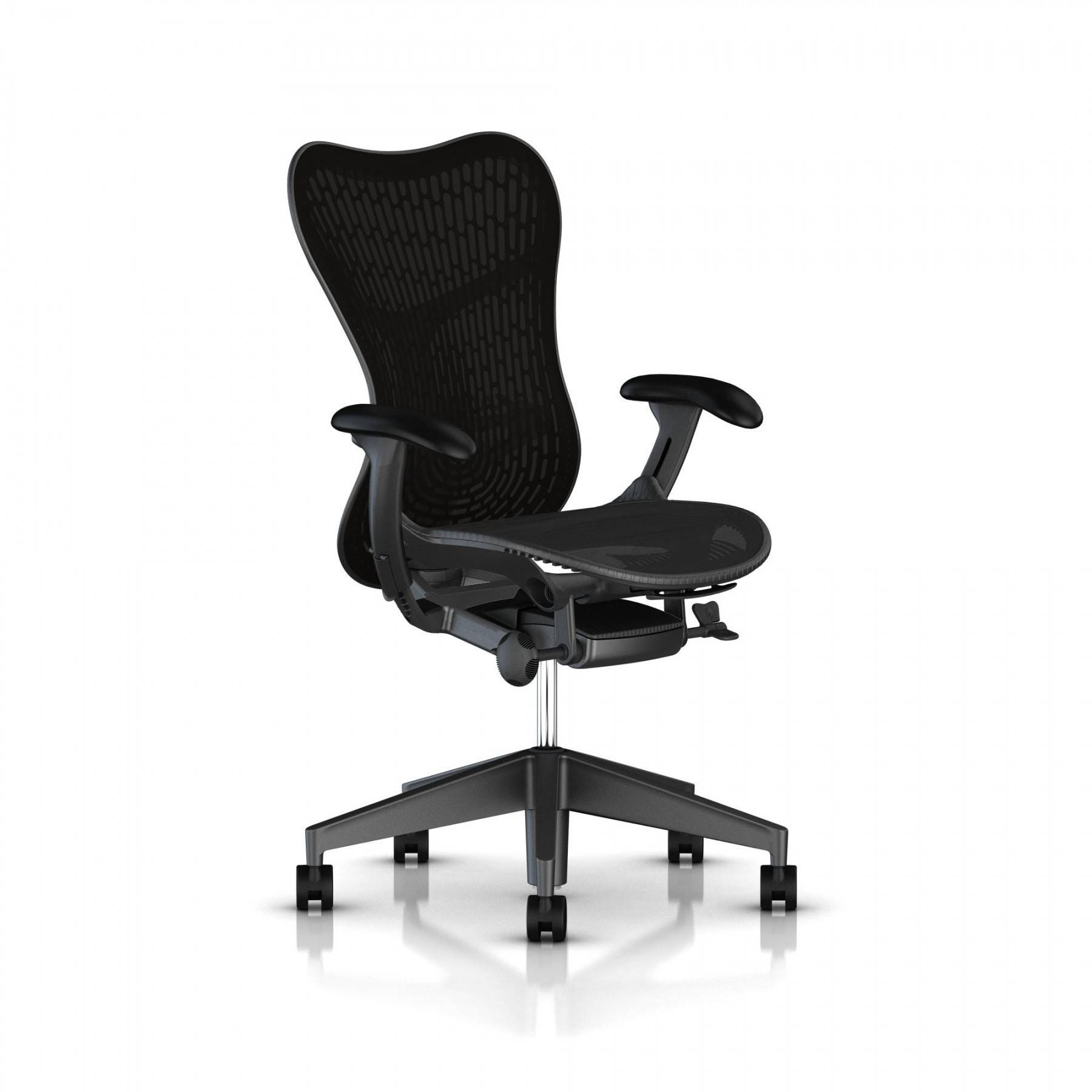 Herman Miller Mirra 174 2 Chair Fully Loaded