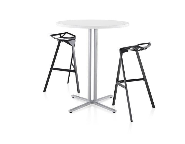 Herman Miller Everywhere Table Standing Round