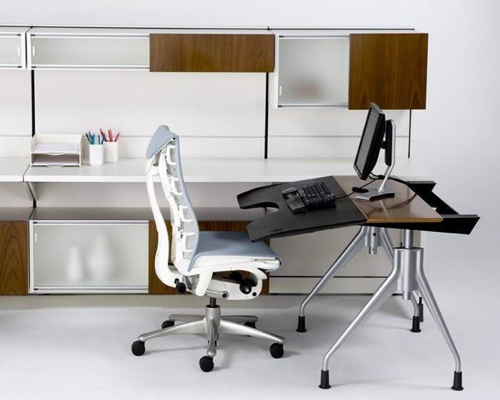 ... Herman Miller Envelop Desk. 1