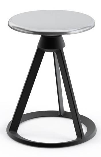 Knoll Barber Osgerby Piton Fixed Height Stool Outdoor