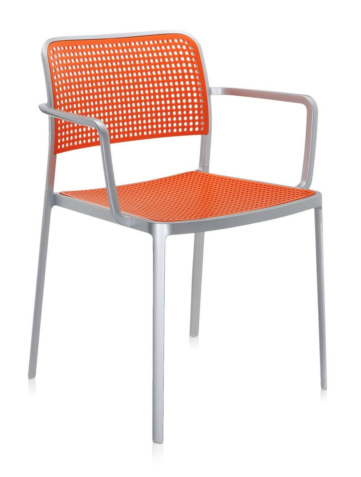Kartell Audrey Shiny Chair (Priced Each, Sold In Sets Of 2)   GR ...