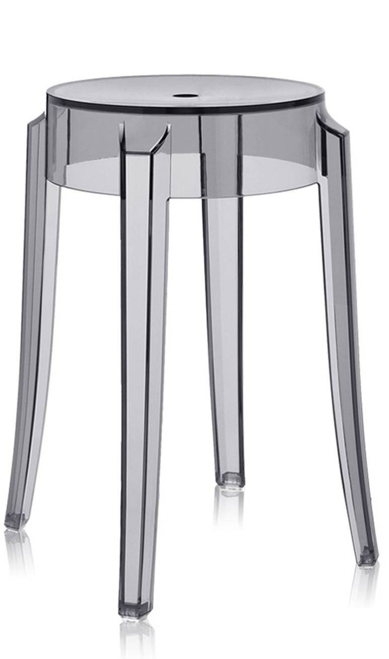 Kartell Charles Ghost Stool Priced Each Sold In Sets Of 2