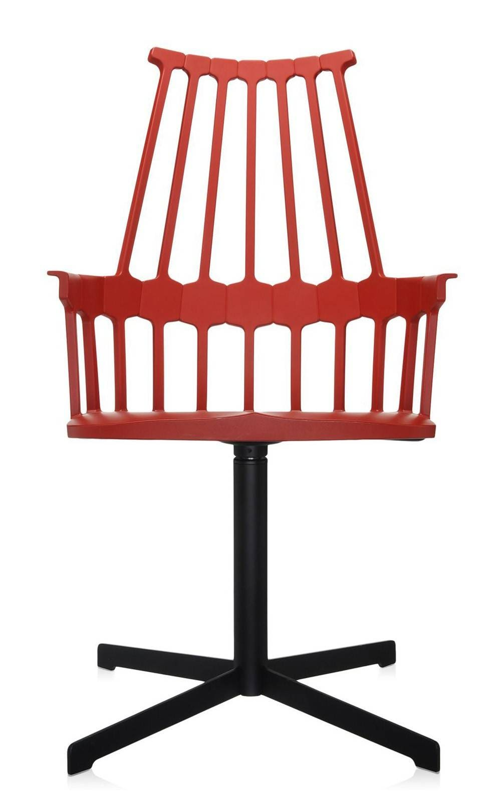 Kartell Comback Swivel Chair (Priced Each, Sold in Sold in Sets of 2) - GR Shop Canada