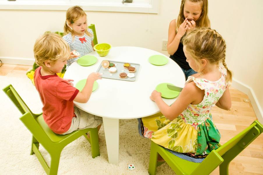 Loll Kids Outdoor Play Table Gr Shop Canada