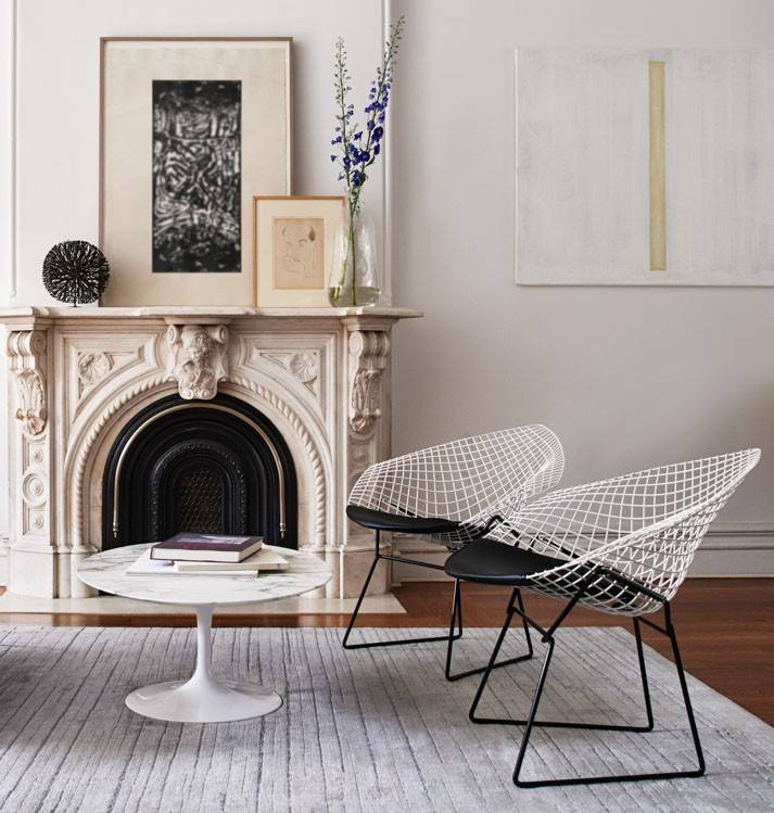 chairs bertoia main design lounge chair pd living within diamond reach