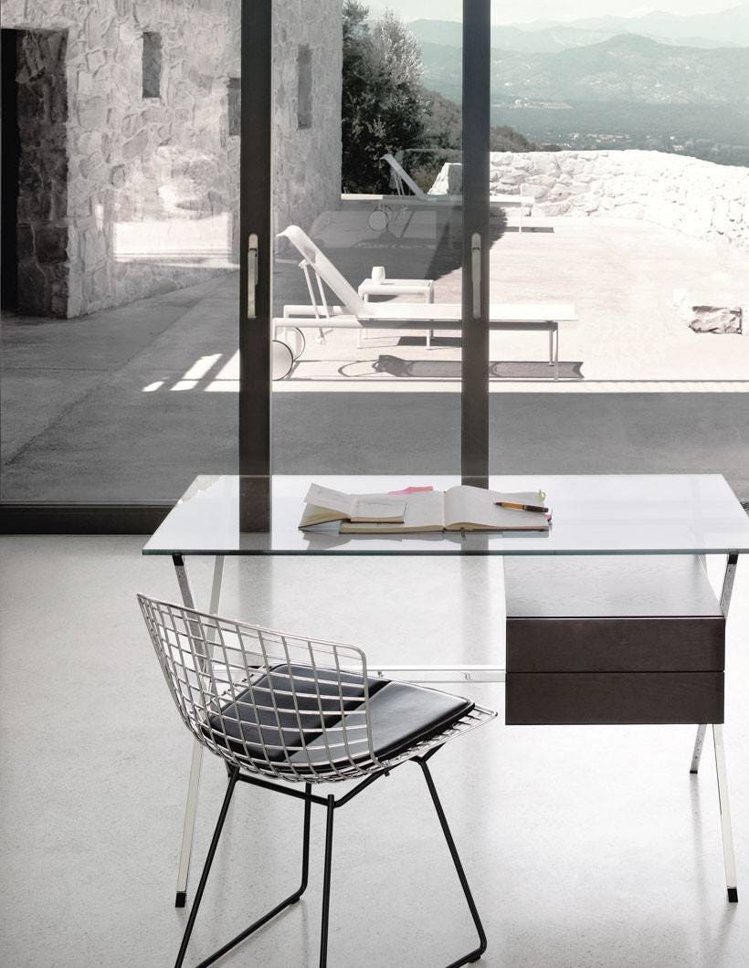 ... Bertoia Side Chair. 1