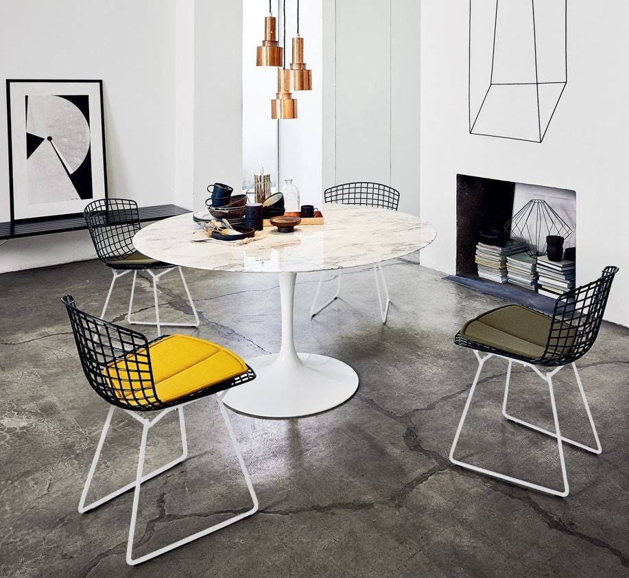 clement chair img woven design loom bertoia with side harry upholstery s ment cl revamps brazille