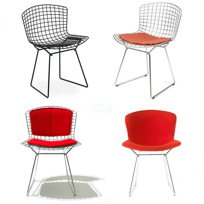 Knoll Harry Bertoia Side Chair Gr Shop Canada