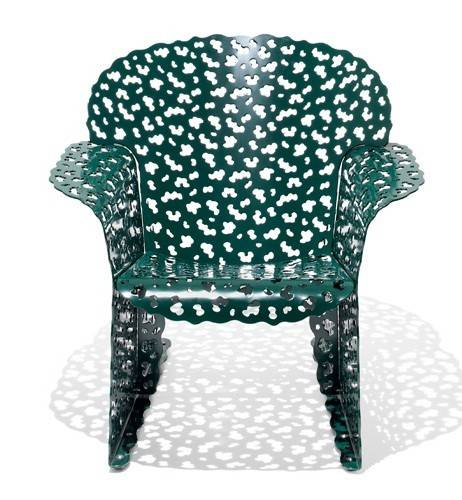 Richard Schultz Topiary Lounge Chair