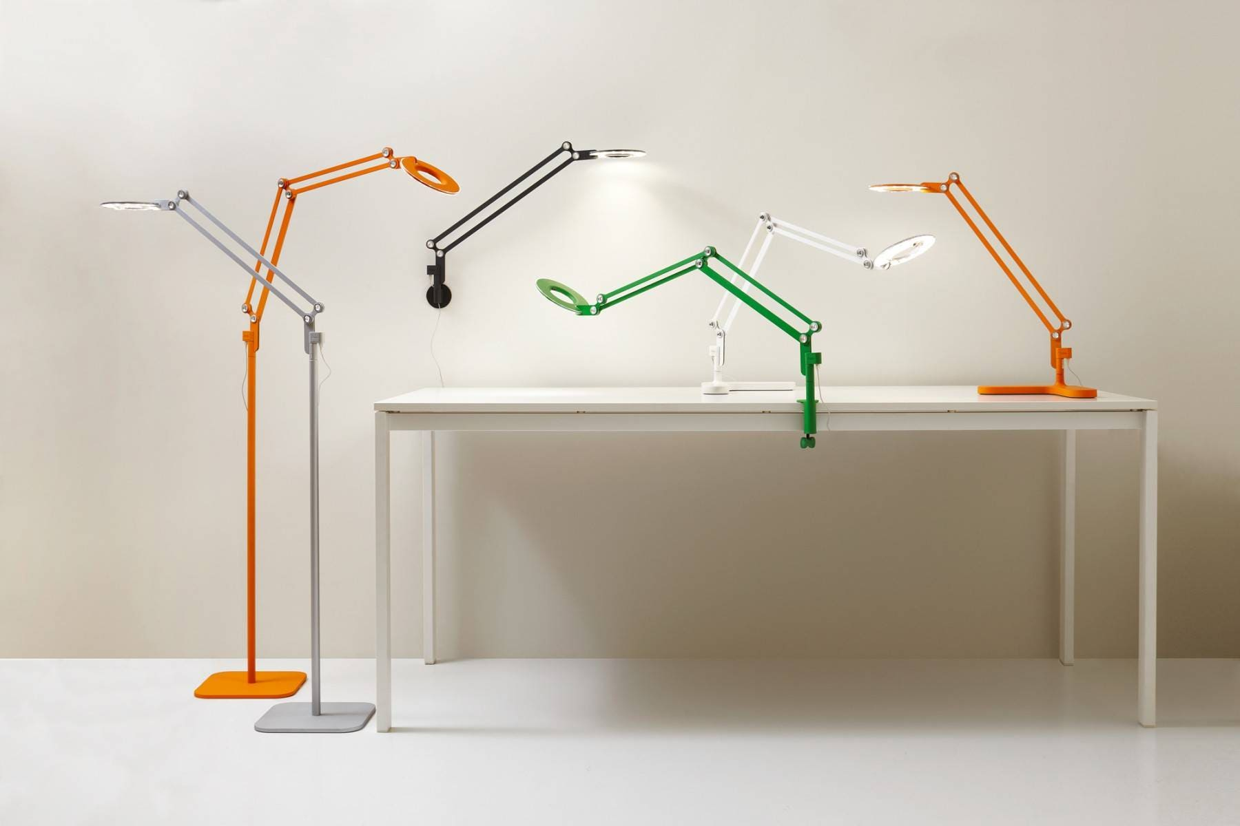 Pablo Link Table Clamp Lamp