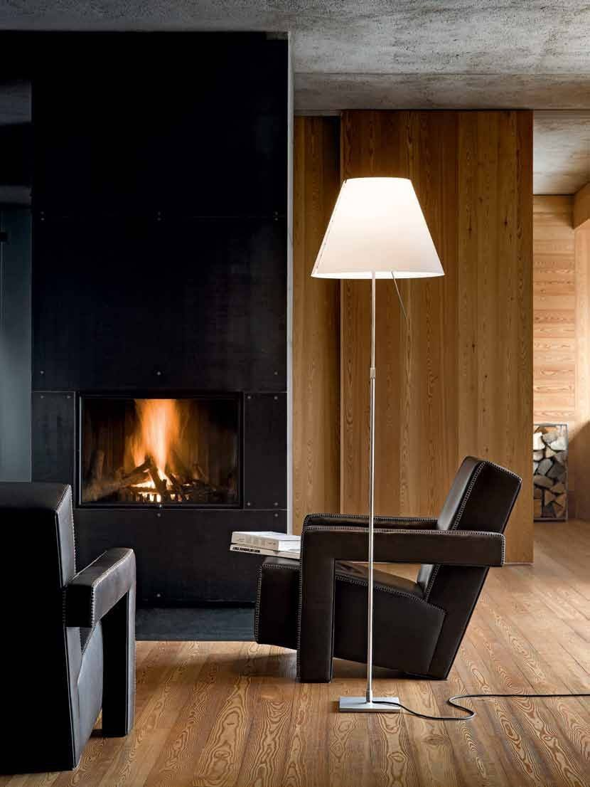 luceplan costanza floor lamp gr shop canada. Black Bedroom Furniture Sets. Home Design Ideas