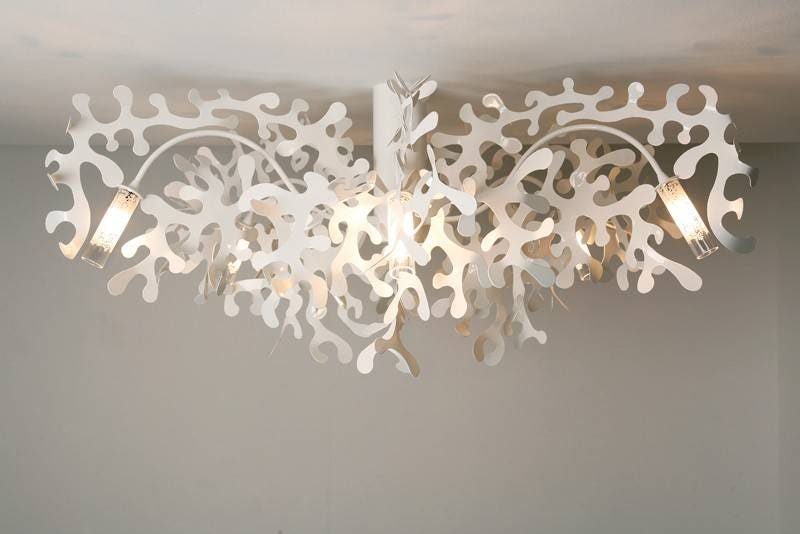 Lumen Center Coral P Wall/Ceiling Lamp