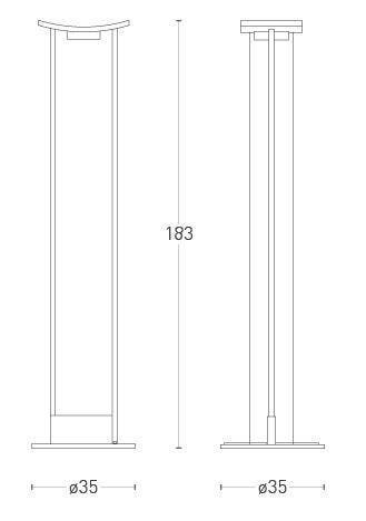 Lumen Center MCP Floor Lamp