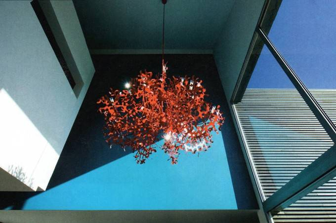 Lumen Center Super Coral 16L Suspension Lamp