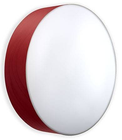 CLEARANCE - LZF Gea 42 Wall Light - Red