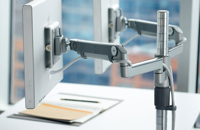 Humanscale M/Flex Monitor Arm - Build Your Own