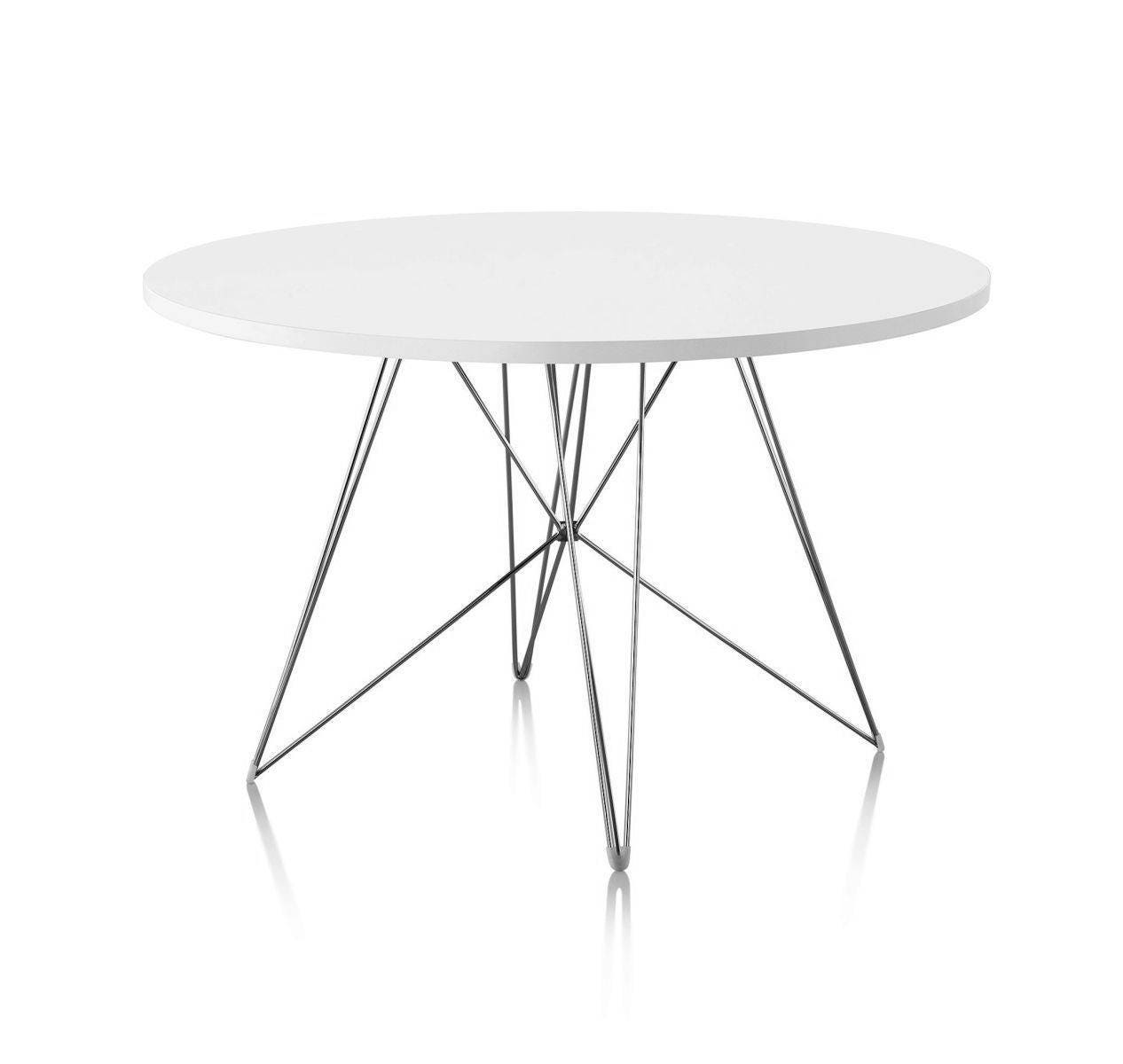 Magis Tavolo Xz3 Table Round Gr Shop Canada