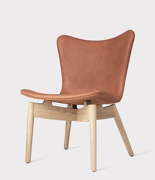Mater Shell Lounge Chair