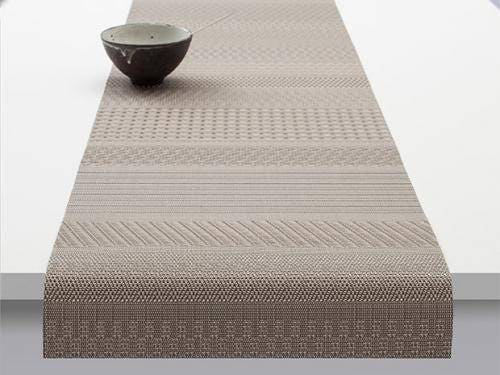 Chilewich Mixed Weave Luxe Table Top