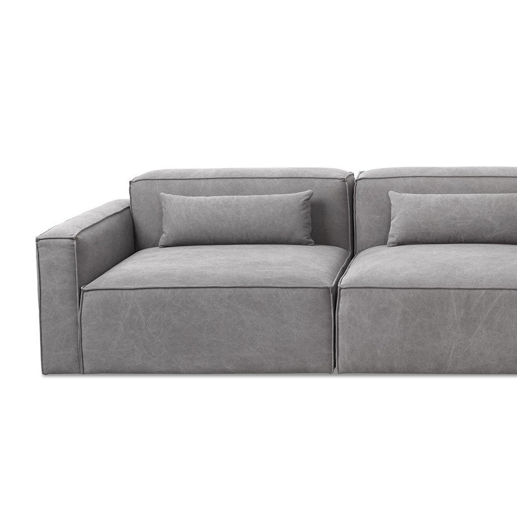 Modular Furniture Sofa: Gus* Modern MIX Modular Sectional, Right Arm Piece