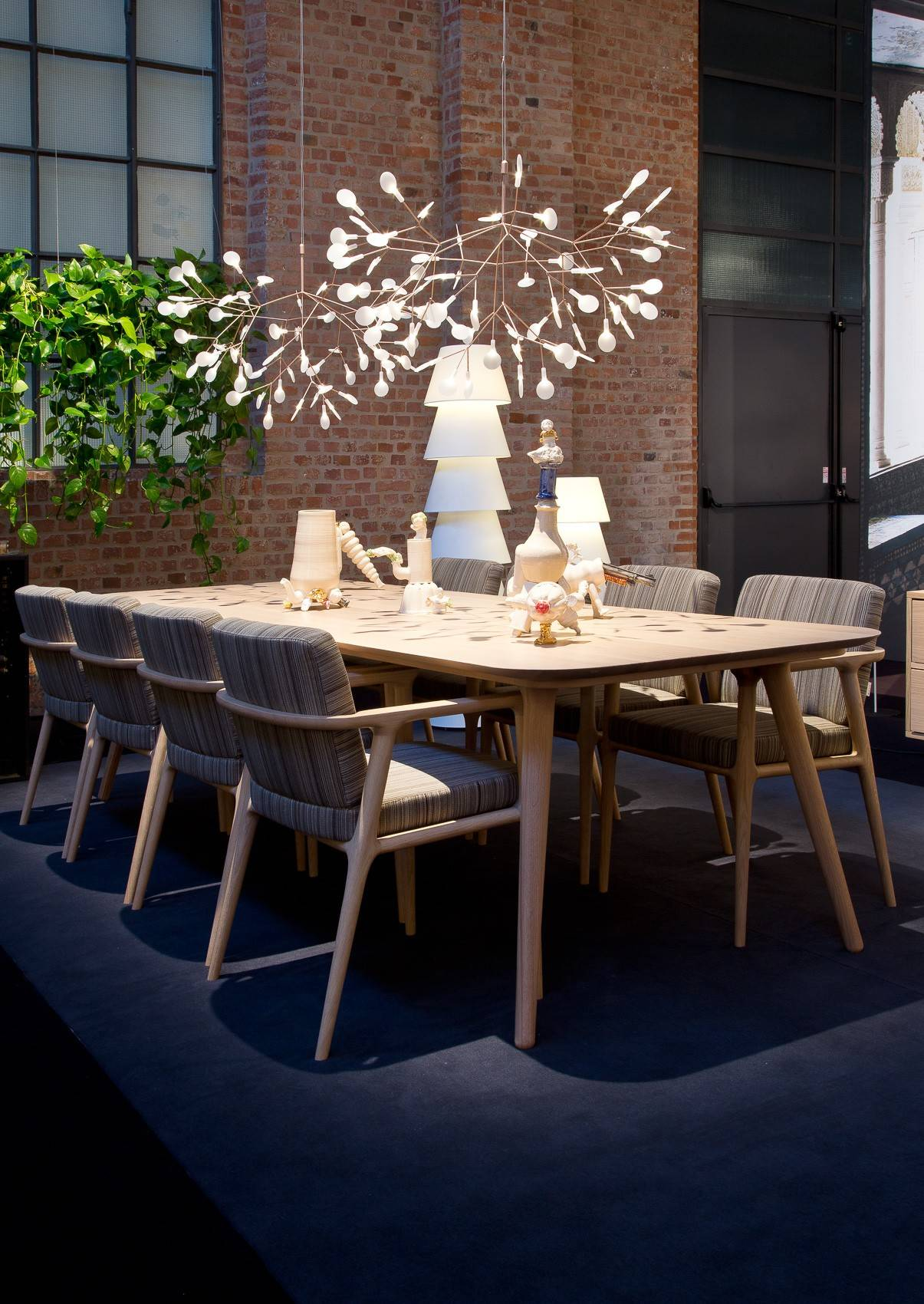 Moooi heracleum ii suspension lamp gr shop canada for Suspension design