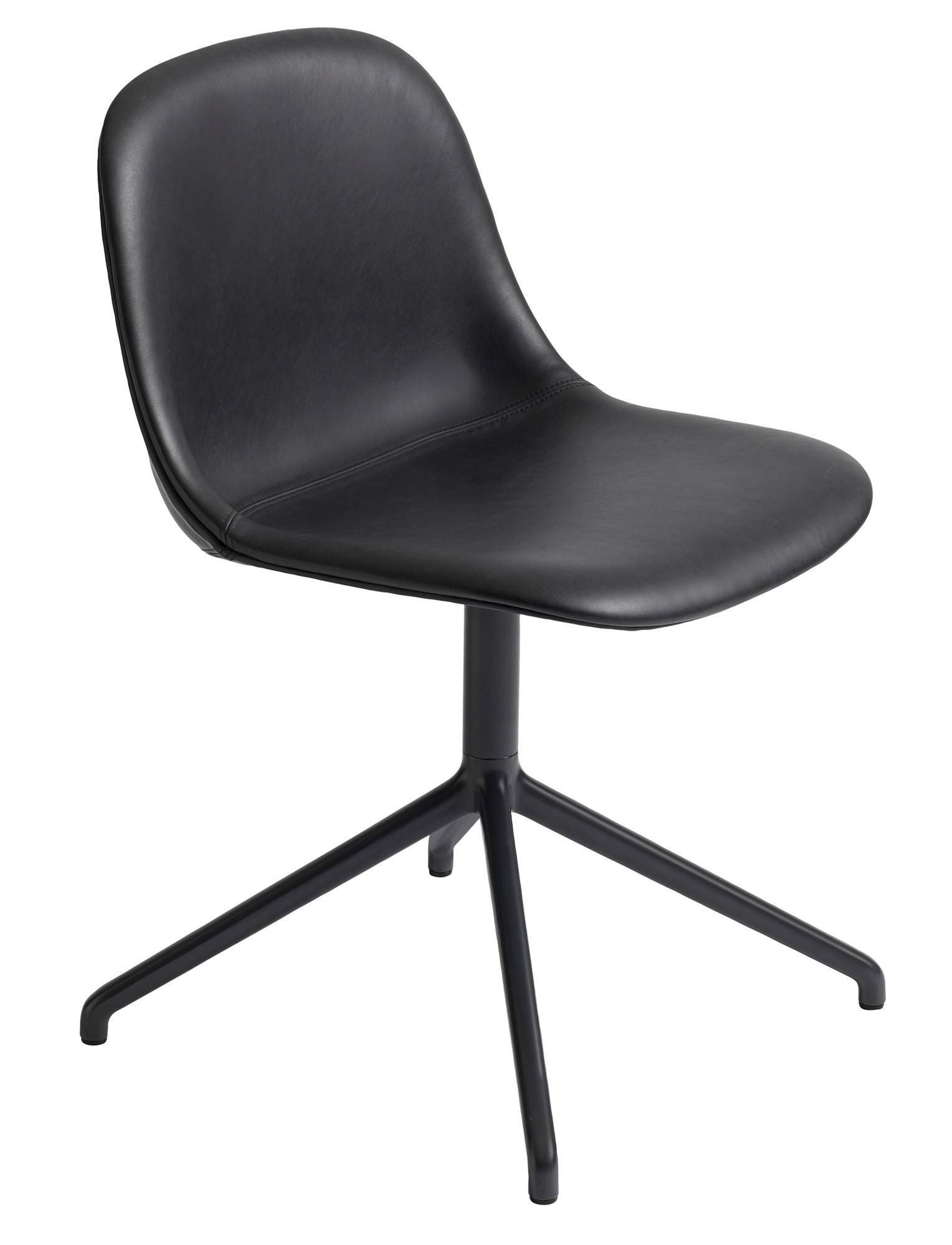 muuto fiber side chair swivel base w o return gr shop canada. Black Bedroom Furniture Sets. Home Design Ideas