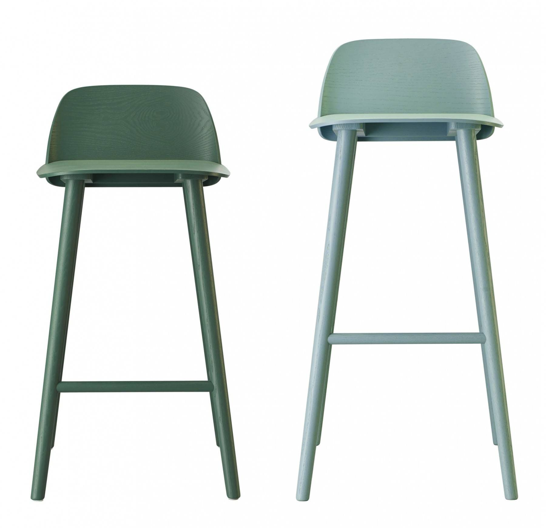 Muuto Nerd Bar Stool Gr Shop Canada