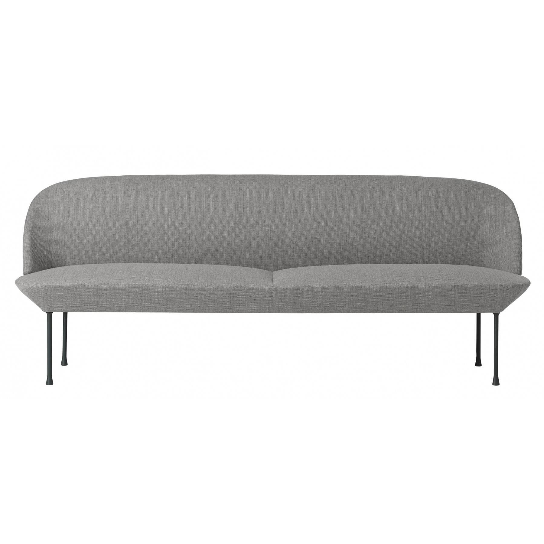 muuto oslo 3 seater sofa gr shop canada. Black Bedroom Furniture Sets. Home Design Ideas