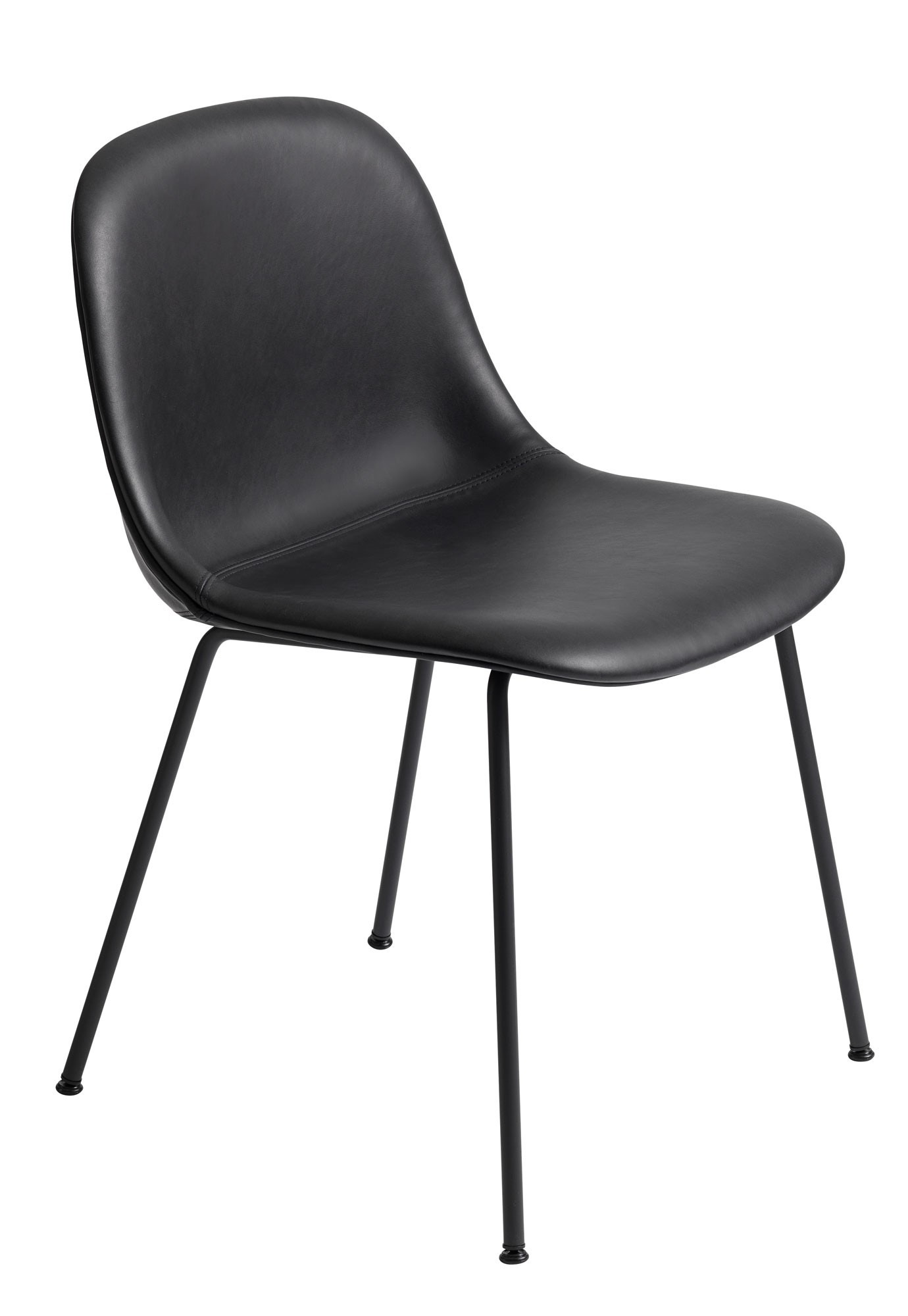 muuto tube base upholstered fiber side chair gr shop canada. Black Bedroom Furniture Sets. Home Design Ideas