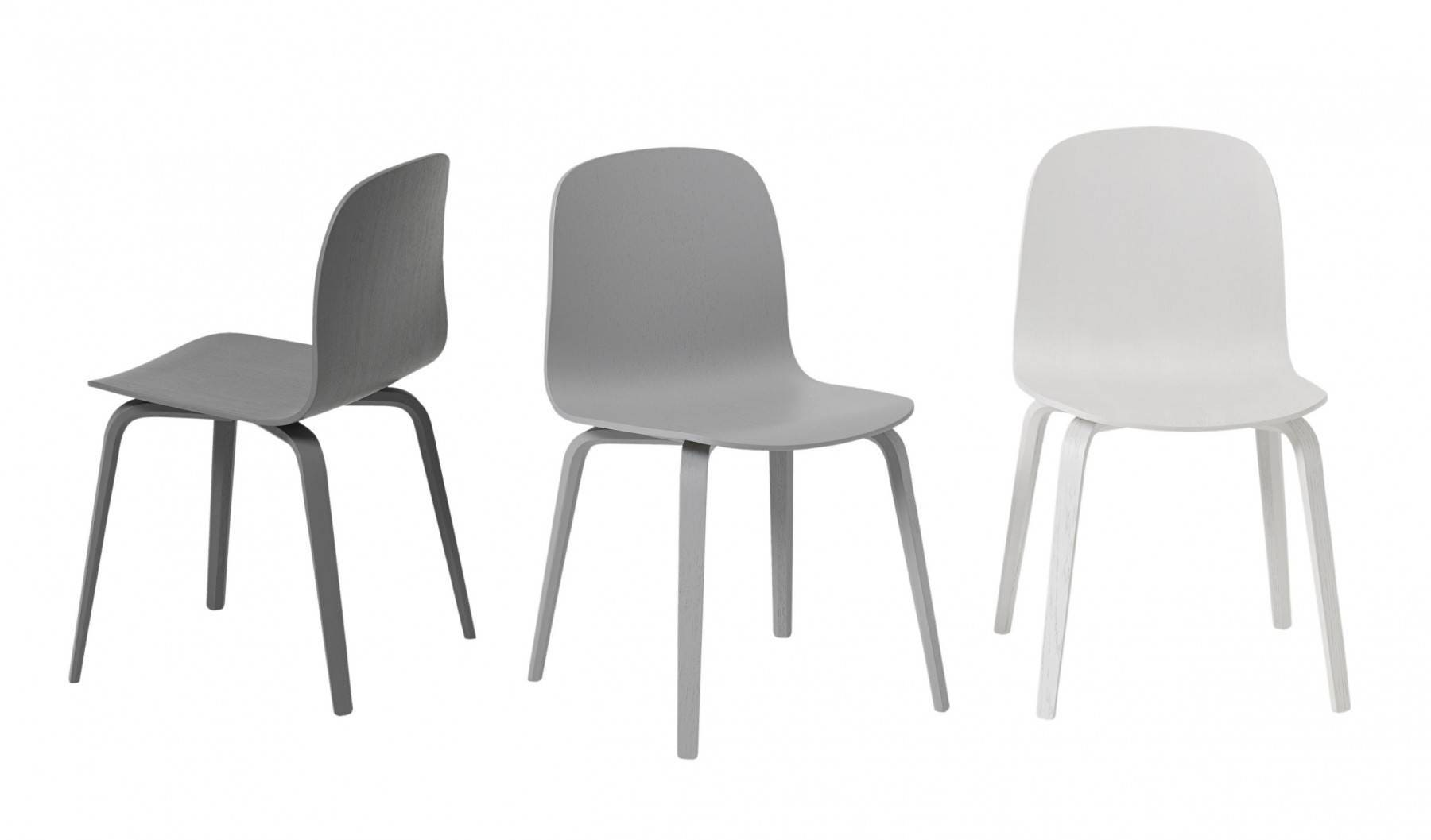 muuto visu wood base chair gr shop canada