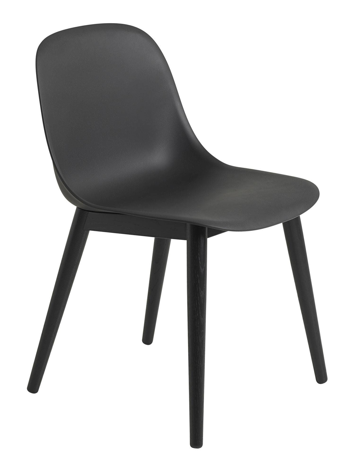 Muuto Wood Base Fiber Side Chair GR Shop Canada