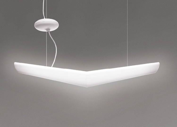 Artemide mouette mini suspension lamp gr shop canada - Cable suspendu luminaire ...