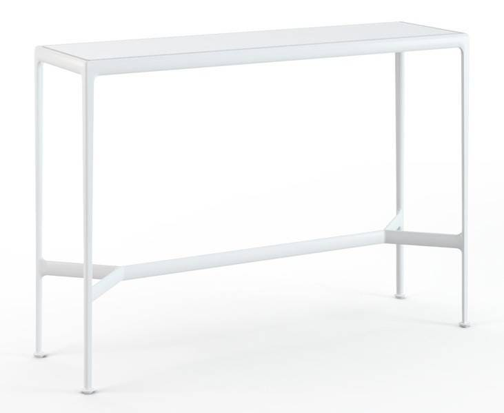 """Richard Schultz 1966 Collection Bar Height Table - 60"""" x 18"""""""