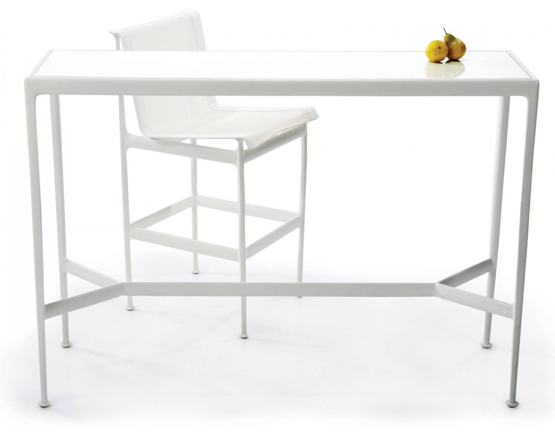 richard schultz  collection bar height table   x   gr  -