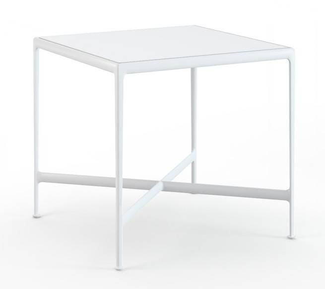 """Richard Schultz 1966 Collection Counter Height Table - 38"""" x 38"""""""