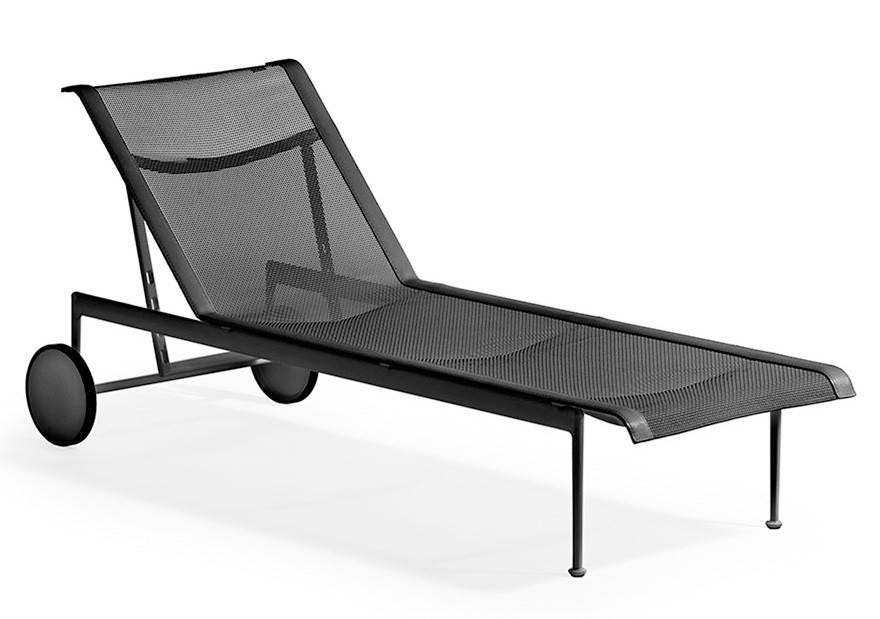 Richard Schultz 1966 Collection Adjustable Chaise Lounge