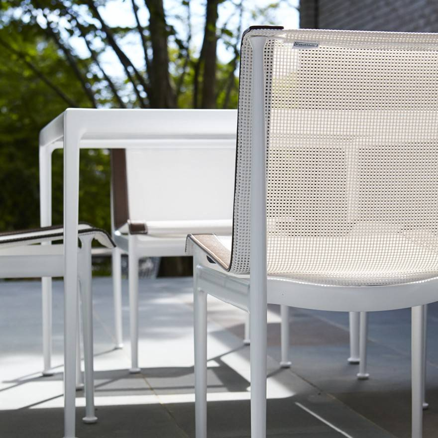 Richard Schultz 1966 Collection Armless Dining Chair