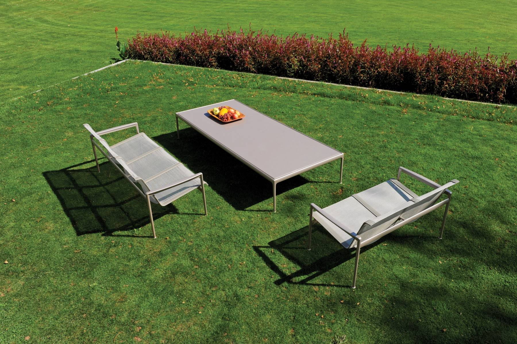 Richard Schultz 1966 Collection Twin Seat Lounge Chair