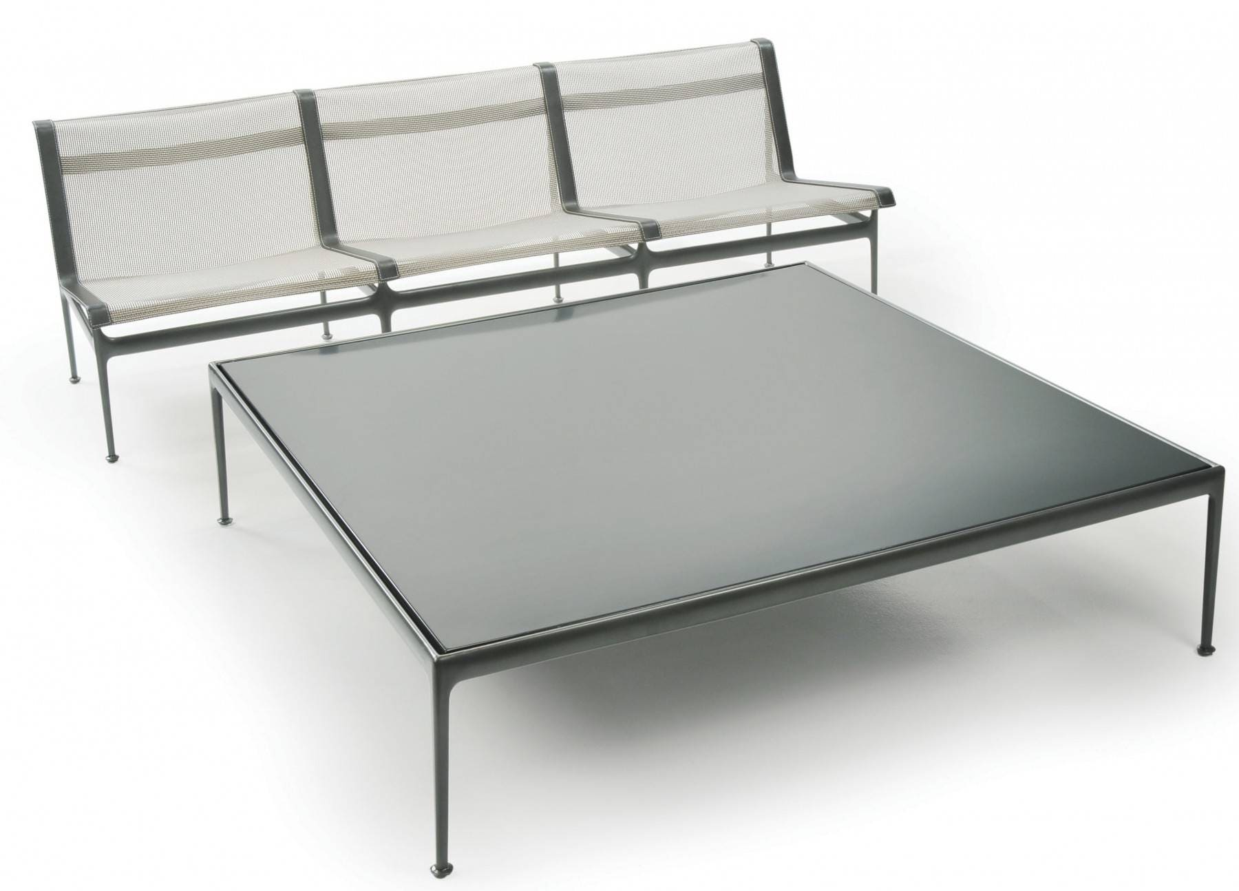 "Richard Schultz 1966 Collection Coffee Table - 60"" x 60"""