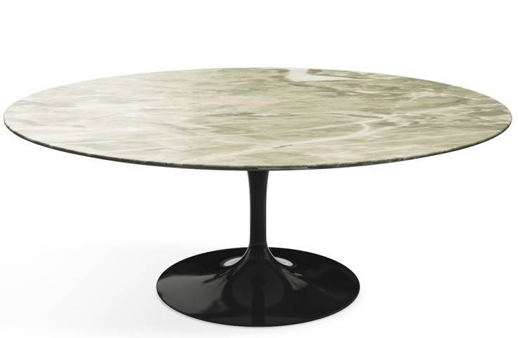 ... Saarinen   Oval Coffee Table. 1