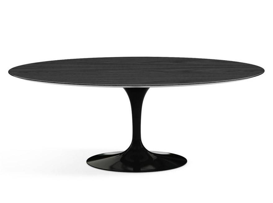 knoll saarinen oval dining table gr shop canada. Black Bedroom Furniture Sets. Home Design Ideas