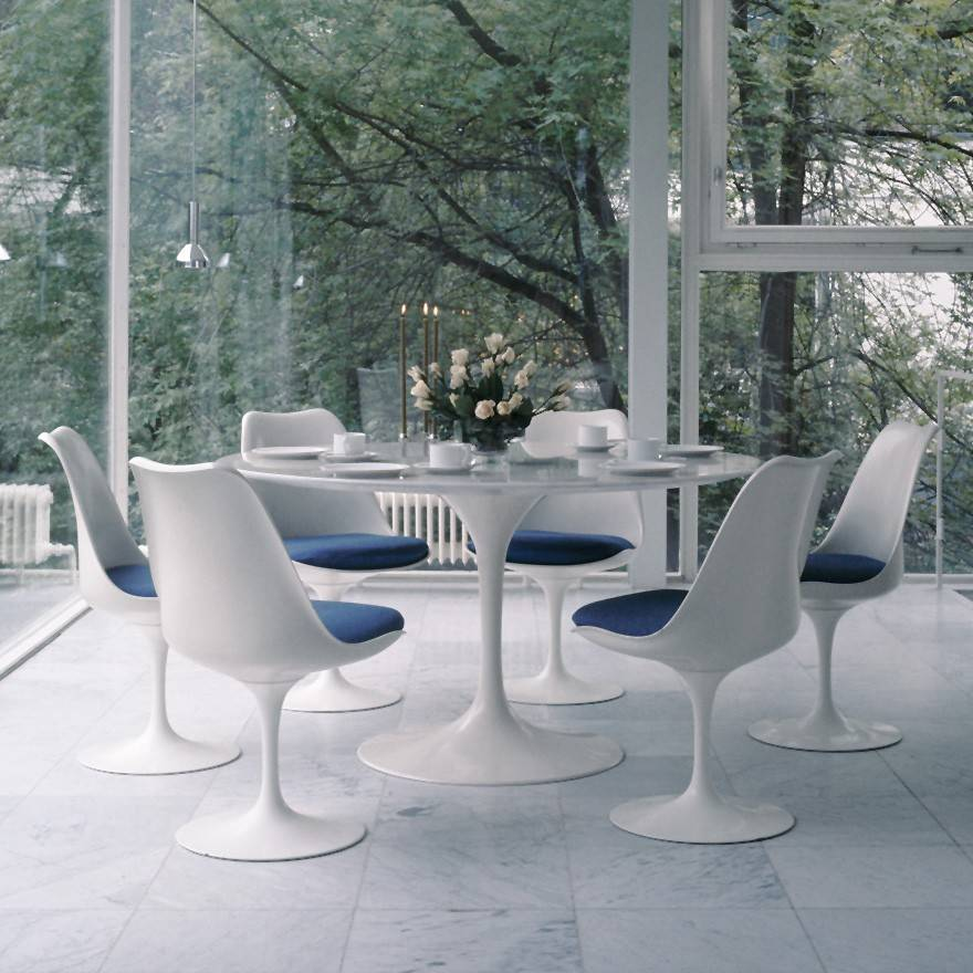 Knoll Home Design Shop: Round Dining Table